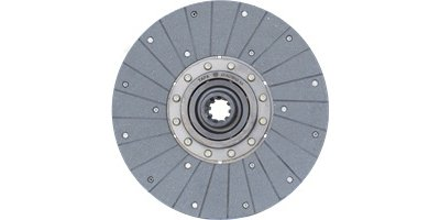 Model UMZ-6 - 45-1604040 А4 - Clutch Disk with Balls