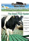 Our Comfort Slat Mat Dairy Brochure