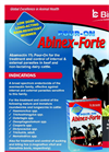 Anthelmintics Abinex Forte  Brochure
