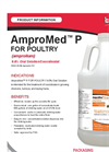 AMPROMED - Model P - Liquids Amprolium Brochure
