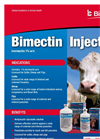 Anti Parasitic Bimectin Injection Brochure