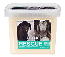 Rescue - Complete Colostrum Replacer For Lambs & Kids