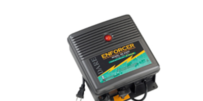 Enforcer - Model DE 6400 - Plug-in Ultra Low Impedance Fence Energizers