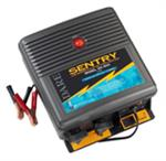 Sentry - Model DS 800 - Battery Powered Ultra Low Impedance Fence Energizers