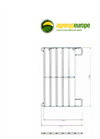 Fencing Panel - Technical Specification