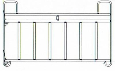 AgrosysEurope - Model AS0010160 - Fencing Panels