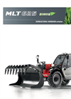 Model MLT 625 - Rough Terrain Telescopic Handler Brochure