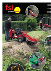 Profi Magazin German Test of Tractor Model Brochure