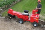 Model B28-4702WD - Self Powered Stump Cutter