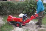 Model ST20B - Self Powered Stump Cutter