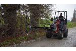 Model HXF 2302 - Multi Carrier Cutterbars and Barrier Mowers