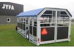 Model E30500 - Wide Transport Trailer - Cattel Trailer