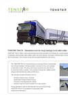 TENSTAR - Simulation tool for Long Haulage Truck with Trailer Brochure