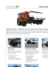 TENSTAR - CARGO - Simulation Tool for Training of Lorry Crane Operators Brochure
