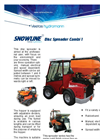 Salt/Grit Disc Spreader Brochure