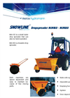 Mini 60 & Mini 80 - Small Trailer Drop Spreader Brochure