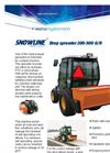 200 - 300 GHK Salt & Grit Spreader Brochure