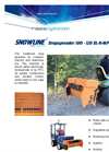 100 - 120 EL/H Salt & Grit Spreader Brochure