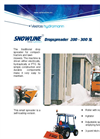 200 - 300 SL Salt & Grit Spreader Brochure