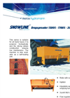 1500 - 2000 S - Salt/Grit Drop Spreader Brochure