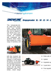 SL 10, 12 & 14 - Salt/Grit Drop Spreader Brochure