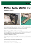 Starter - Troughs for Piglets Brochure
