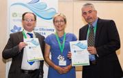 CAFRE (College of Agriculture, Food & Rural Enterprise) win UK award for water management