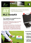 Delta-T - Model ML3 ThetaKit - Soil Moisture Measurement Kit - Brochure