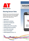 DeltaLINK-Cloud - Online Data Viewing and Sharing Service - Datasheet