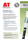 Delta-T - Model PR2 SDI-12 - Profile Probe Datasheet