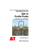 SDI-12 - Profile Probe Manual