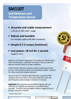 SM150T Sensor for System Integrators - Data Sheet