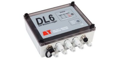 Delta-T - Model DL6 - Soil Moisture Data Logger