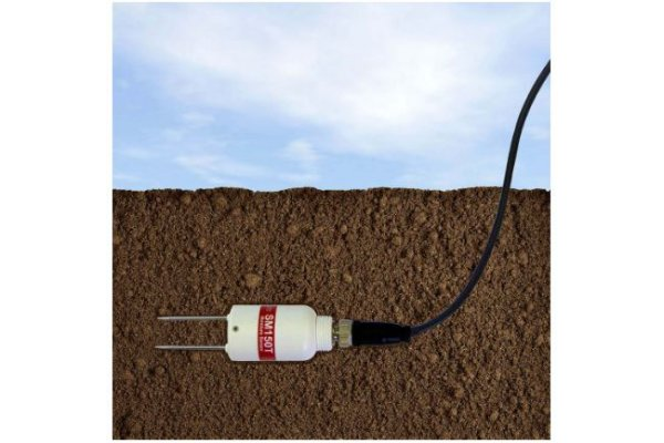Soil Moisture and Temperature Sensor-2