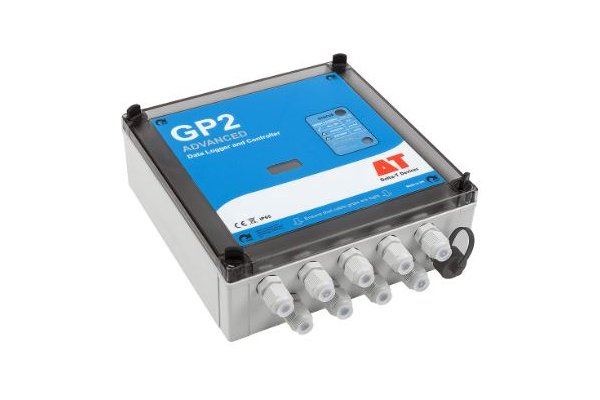 Delta-T Devices - Model GP2 - Advanced Data Logger and Controller