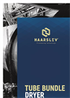 Haarslev - Model RTD - Tube Bundle Dryer Brochure