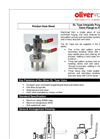 Model D , EL and N Type. - Forged Double Block and Bleed Valves (DBB) Brochure