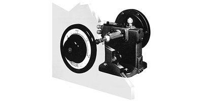 GPE - Model 13310 - Proportional-Speed Floating / Span Adjustment
