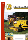 Inter-Drain HT-Trencher Catalogue