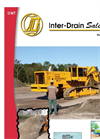 Inter-Drain HT-Trencher Catalogue  for dewatering