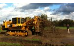 Inter-Drain - Mechanical & Hydraulic Chain Driven Trenchers