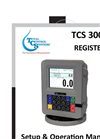 TCS - Model 3000 - Electronic Register System - Manual