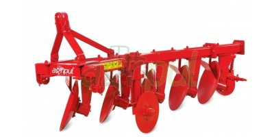 AGRIPUL - Model AP-103 - Dısc Plough