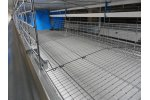 AkPlastik - Polypropylene Manure Belts for Poultry Cage Systems