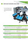 Besnard - Water Oyster Sieving Machine  Brochure