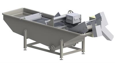 Besnard - Water Oyster Sieving Machine