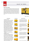GALAXY - Model GX - 9 to 650kVA - Generating Sets Brochure