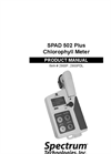 SPAD - 502 Plus - Chlorophyll Meter - Manual