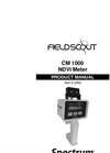 FieldScout - CM 1000 - NDVI Chlorophyll Meter - Manual