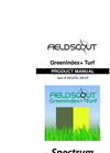 FieldScout GreenIndex Turf - Manual